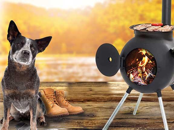 OzPig camp oven